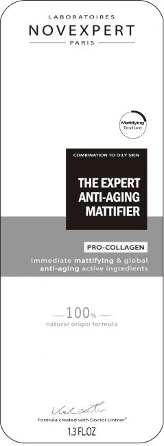 ANTI-AGING MATTIFIER COLLAGEN NUTRITION